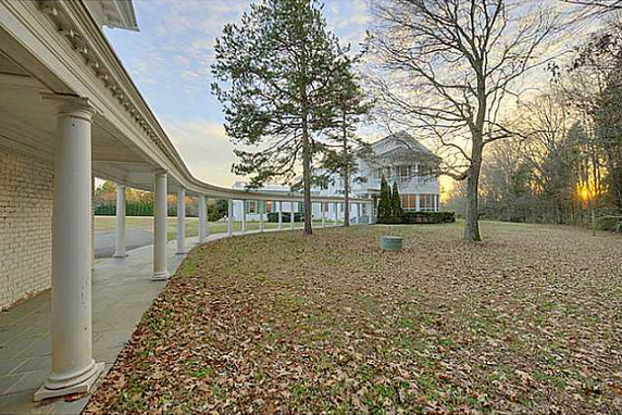Chartwell – A 31 Acre Estate In Davidson, NC