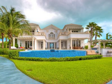 $15.75 Million Waterfront Estate On The Turks and Caicos Islands Owned By Former Premier