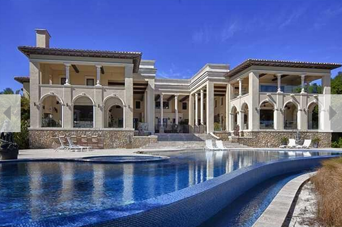 21,000 Square Foot Waterfront Mansion In Coral Gables, FL On The Market For $30 Million