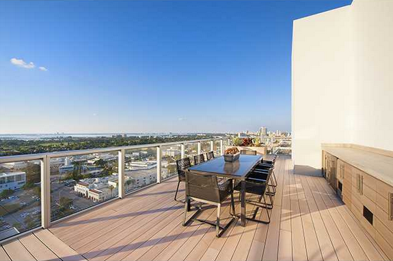 $16.9 Million Penthouse At The W Hotel And Residences South Beach