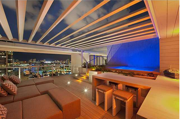 16 9 Million Penthouse At The W Hotel And Residences