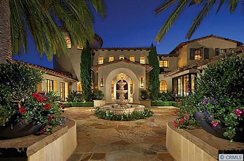 10 000 Square Foot Mansion In Irvine Ca With Rustic