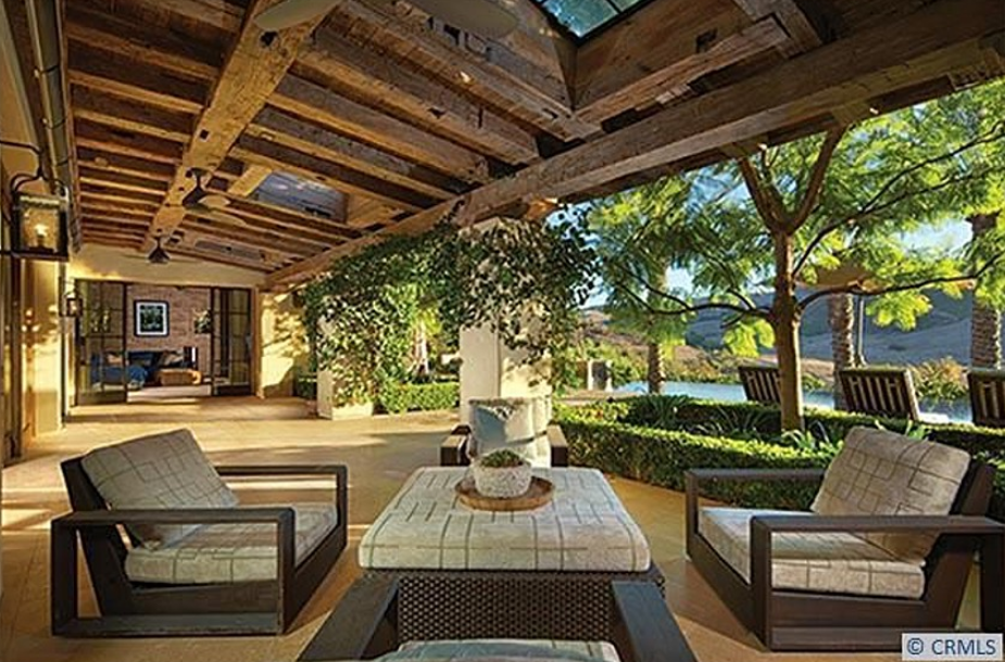 10,000 Square Foot Mansion In Irvine, CA With Rustic ...