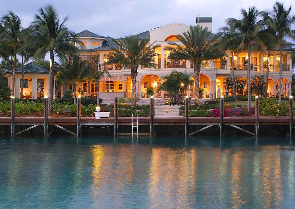 $22 Million 17,000 Square Foot Mansion In The Bahamas