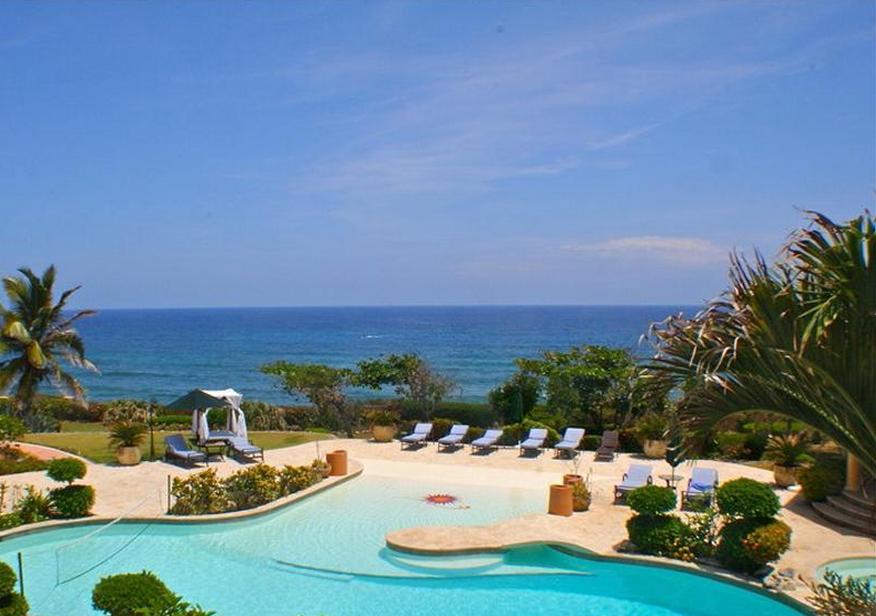 Villa Castellamonte – A 15,000 Square Foot Beachfront Estate In The Dominican Republic