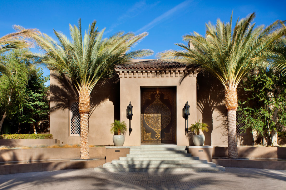 Casbah Cove A Moroccan Style Masterpiece In Palm Desert