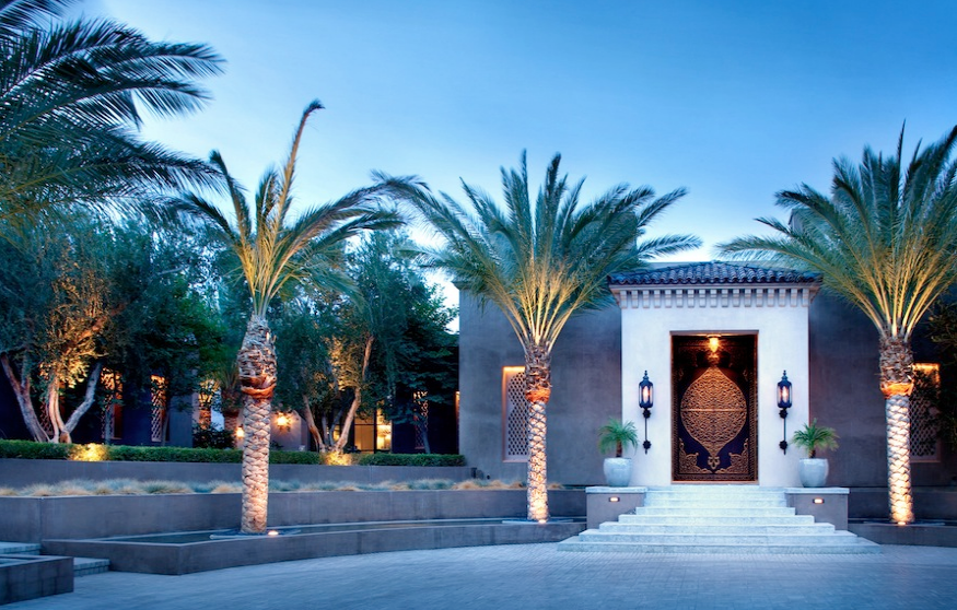 casbah cove – a moroccan style masterpiece in palm desert, ca