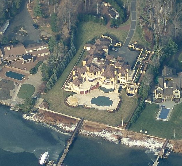 16,000 Square Foot Waterfront Mansion In Rumson, NJ Shown On Million Dollar Rooms