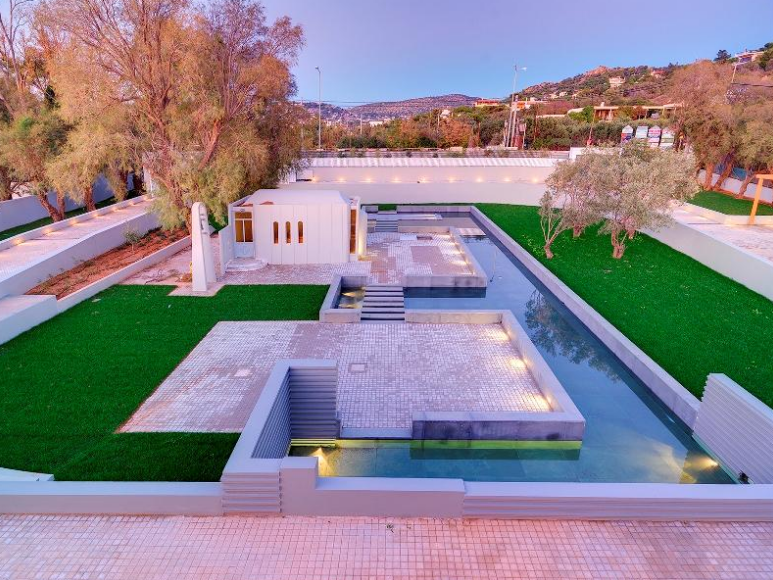 $22 Million Newly Built Villa In Attica, Greece