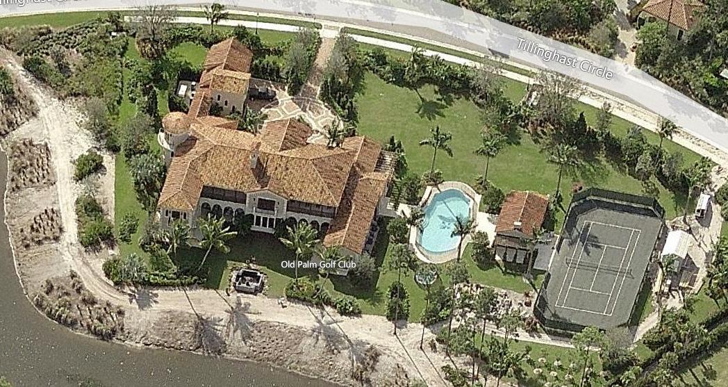 $15.5 Million Golf Club Estate In Palm Beach Gardens, FL
