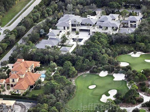 michael jordan s jupiter fl mega mansion complete homes of the rich. Black Bedroom Furniture Sets. Home Design Ideas