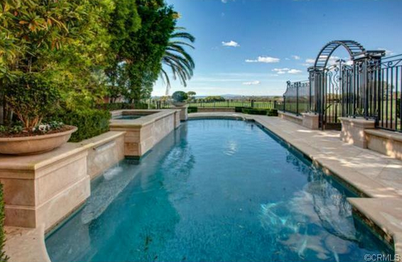 $16.9 Million Newly Listed Mediterranean Style Mansion In Newport Coast, CA