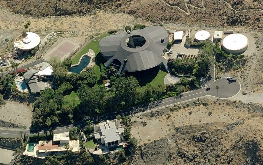 Bob Hope S Palm Springs Ca Estate On The Market For 50 Million Homes Of The Rich