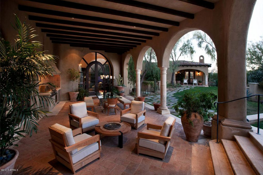 The Claussen Pickles Mansion For Sale In Scottsdale Az