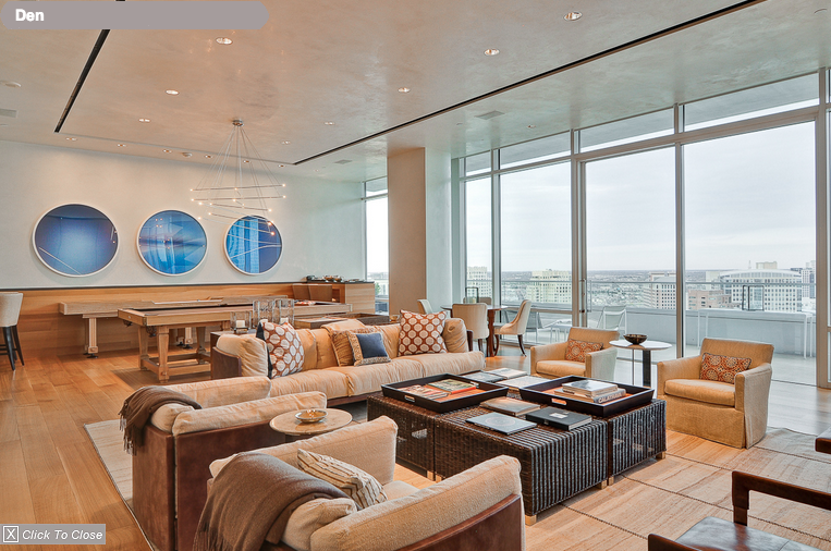 10 95 Million Full Floor Penthouse Apartment In The W