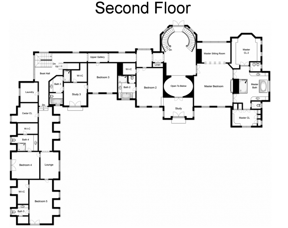 Stone mansion floor plans newly built french country stone mansion in basking ridge - Wood and stone house plans a charming symbiosis ...