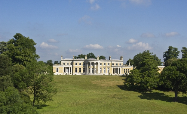 Holwood House – A 25,000 Square Foot Mansion In London