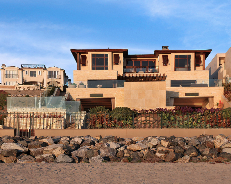 Stunning 24 995 Million Oceanfront Mansion In Dana Point Ca Homes Of The Rich