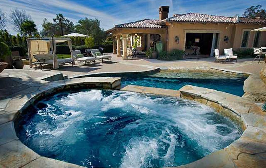 $8.9 Million Spanish Style Estate In Rancho Santa Fe, CA