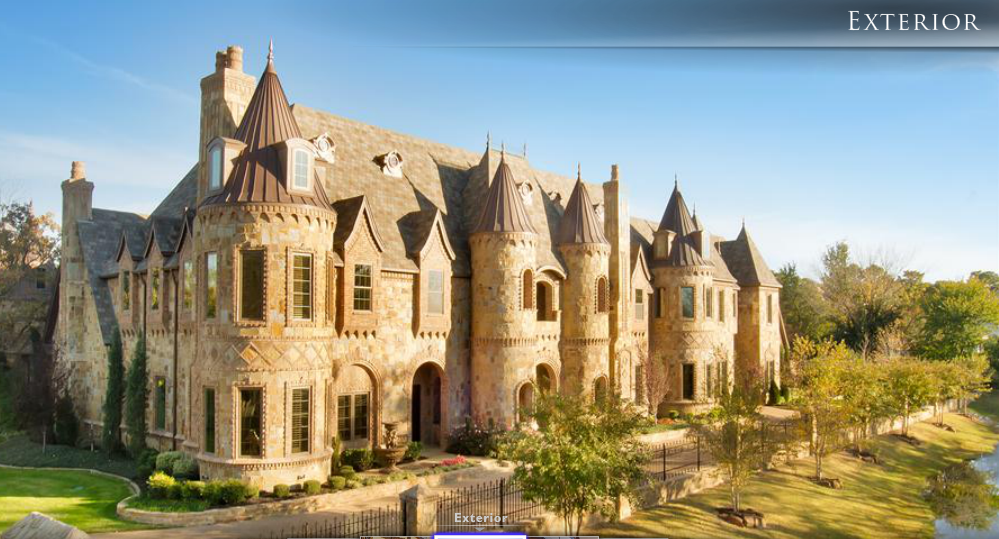 Lavish 4 5 Million French Inspired Mansion In Southlake Tx Homes Of The Rich