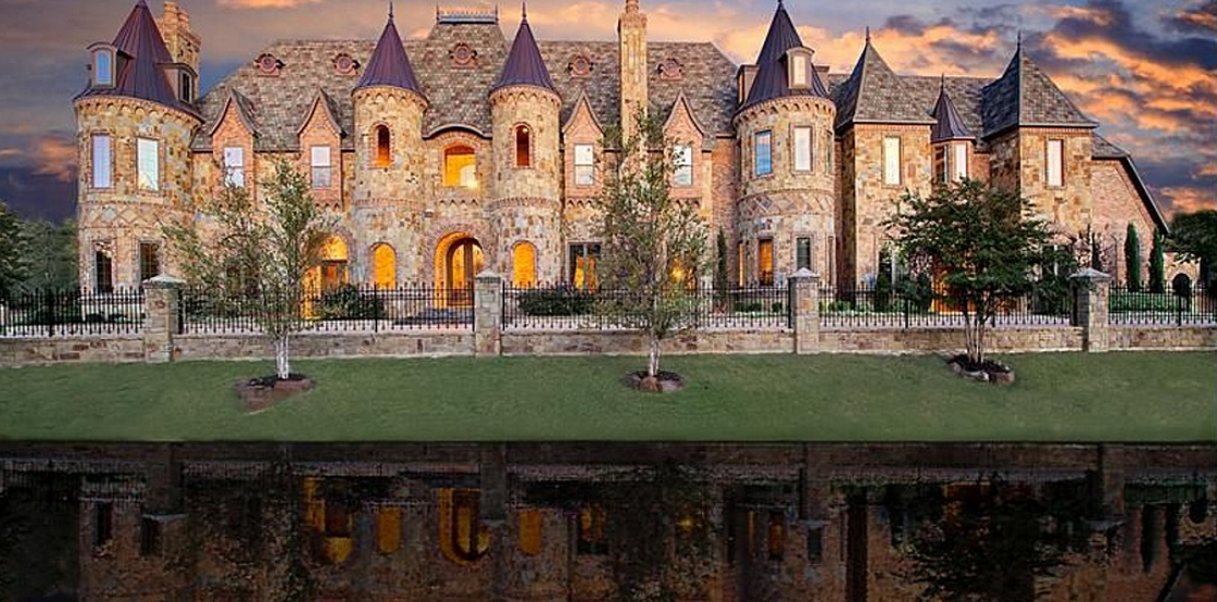 Lavish 4 5 Million French Inspired Mansion In Southlake