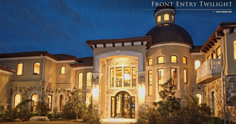 5 2 Million Lakefront Mediterranean Mansion In Austin Tx