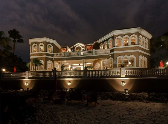 $4.1 Million Waterfront Mansion In Apollo Beach, FL