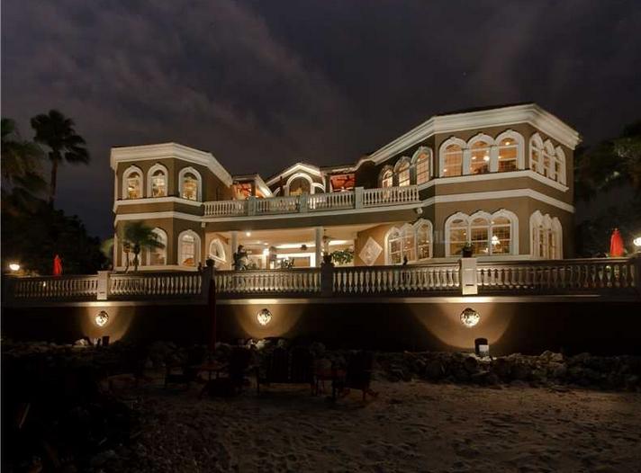 4 1 Million Waterfront Mansion In Apollo Beach Fl
