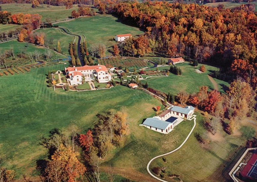 Fidelio A 20 000 Square Foot Estate On 61 Acres In The