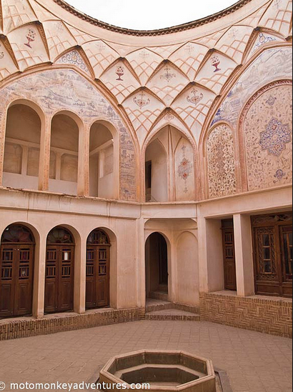 Khaneh Tabatabaei-ha - A Historic Mansion In Iran