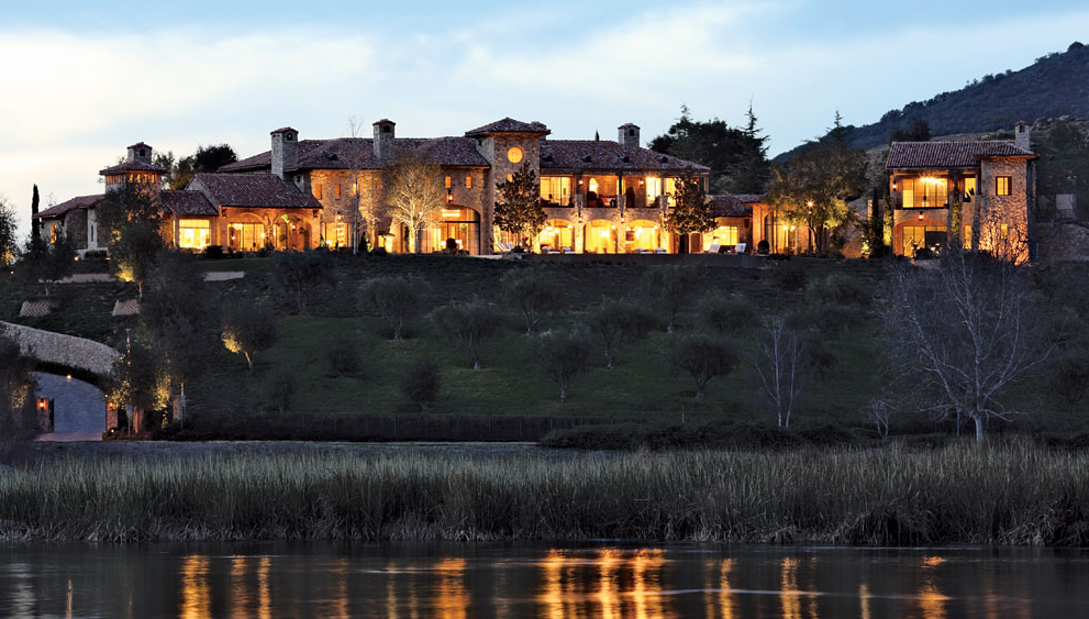 Robb Report's Ultimate Home 2013 – A 23,000 Square Foot Tuscan Masterpiece