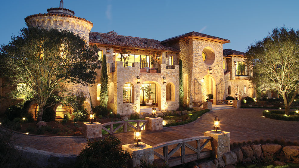 Robb Reports Ultimate Home 2013 A 23000 Square Foot Tuscan Masterpiece Homes Of The Rich