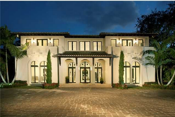 5 5 Million Italianate Style New Build In Pinecrest Fl