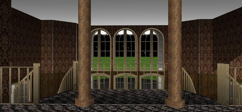 A Homes of the Rich Reader's Digital Mega Mansion Design