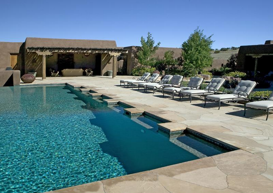 175 Acre Estate In Santa Fe, NM
