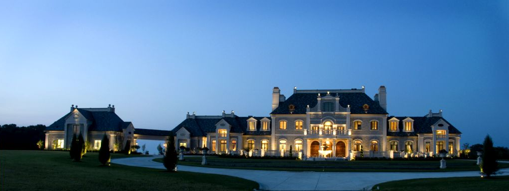 More Pics Of An Ohio Mega Mansion Homes The Rich