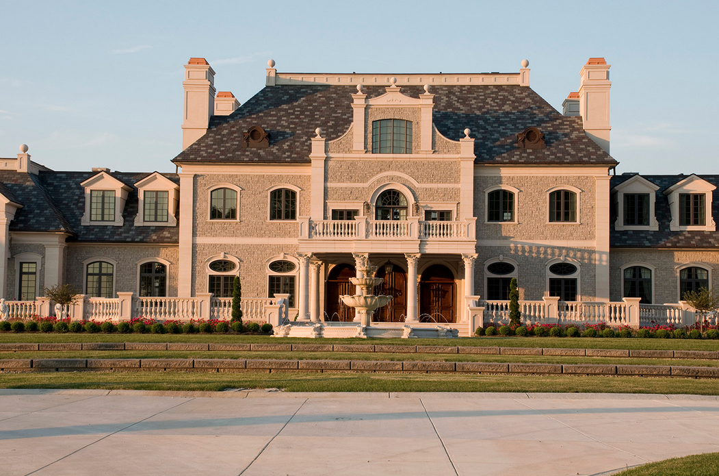 more pics of an ohio mega mansion homes of the rich. Black Bedroom Furniture Sets. Home Design Ideas