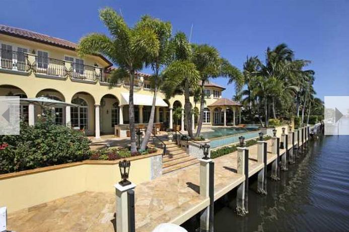 $11.7 Million Mediterranean Mansion In Boca Raton, FL