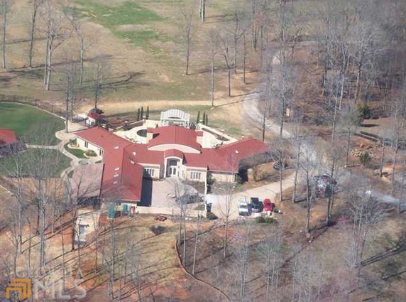135 Acre Compound In Cartersville, GA With Newly Built Mansion
