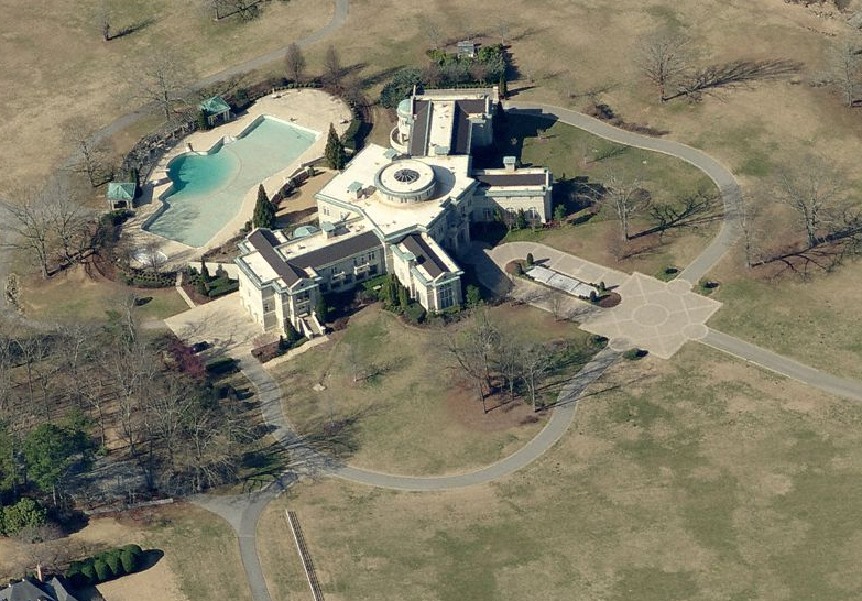 Evander Holyfieldu0027s Former 45,000 Square Foot Georgia Mega Mansion Up For  Sale | Homes Of The Rich