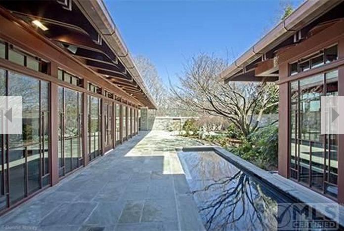 $3.8 Million Contemporary Stone Mansion In Nashville, TN