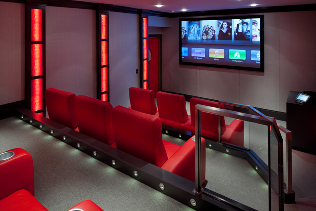 Hotr poll which stadium style home theater do you prefer - Home theater stadium seating design ...