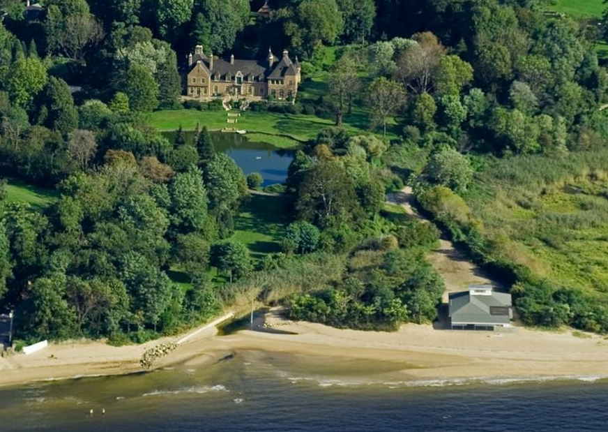 1928 Waterfront Estate In Glen Cove Ny Homes Of The Rich