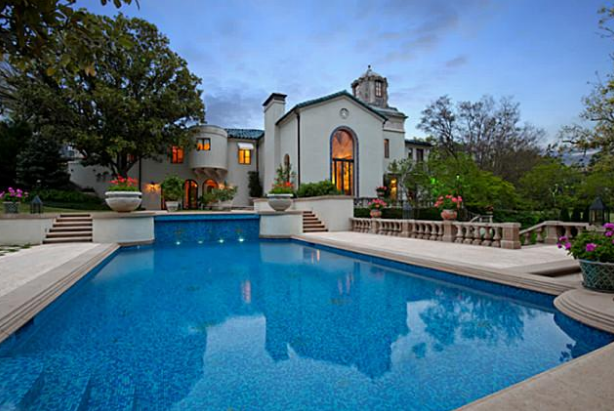 1926 Mediterranean Home In Dallas, TX On The Market For $15.9 Million