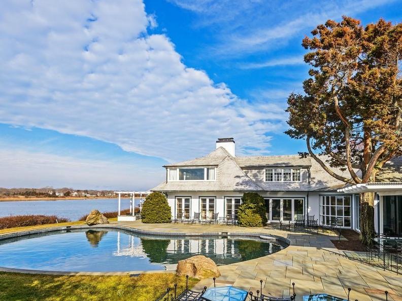 Courtney Sale Ross Lists East Hampton, NY Estate For $75 Million