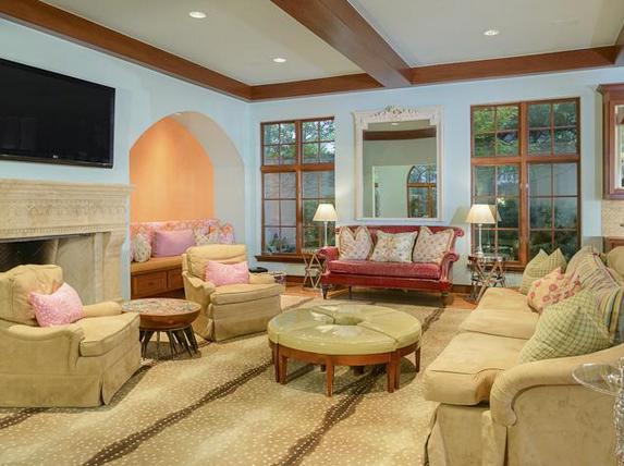 $5.25 Million Stone Home In Dallas, TX