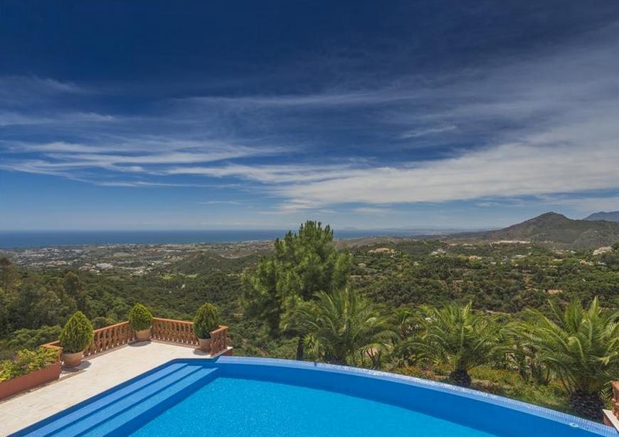 $18 Million 13,000 Square Foot Villa In Spain