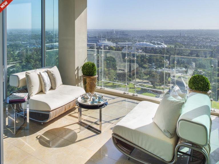 11,000 Square Foot Penthouse In Victoria, Australia