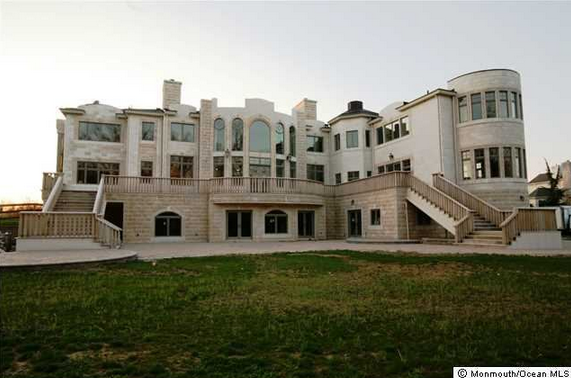 $7 Million Stone Mansion In Colts Neck, NJ