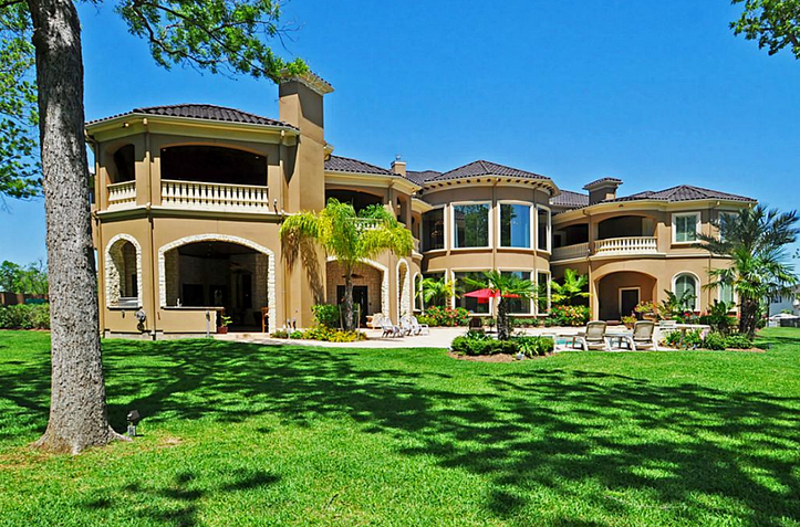 19,500 Square Foot Mansion In Richmond, TX